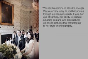 Shelbourne Hotel Wedding Photographer Review