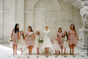 Wedding Photography in Dublin City Hall