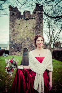 Christmas Wedding Photography in Carlingford