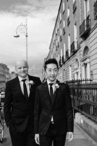 LGBT Wedding Photographer Dublin