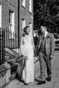Micro Dublin Wedding
