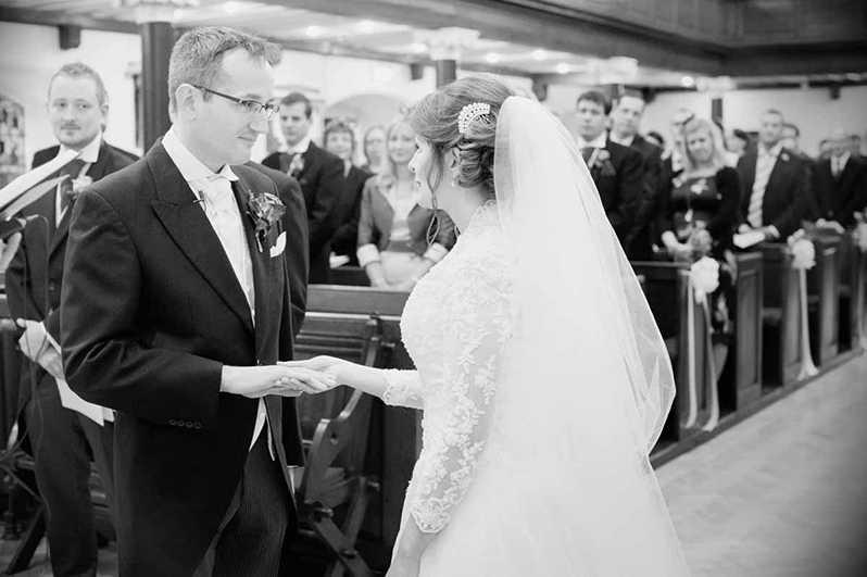 St Ann's Church Dawson Street Dublin Wedding Photographs