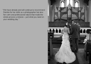 A Wedding-photo-at-Clontarf-Scots-Presbyterian-Church