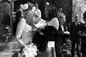 Wedding-photo-in-Clontarf-Scots-Presbyterian-Church