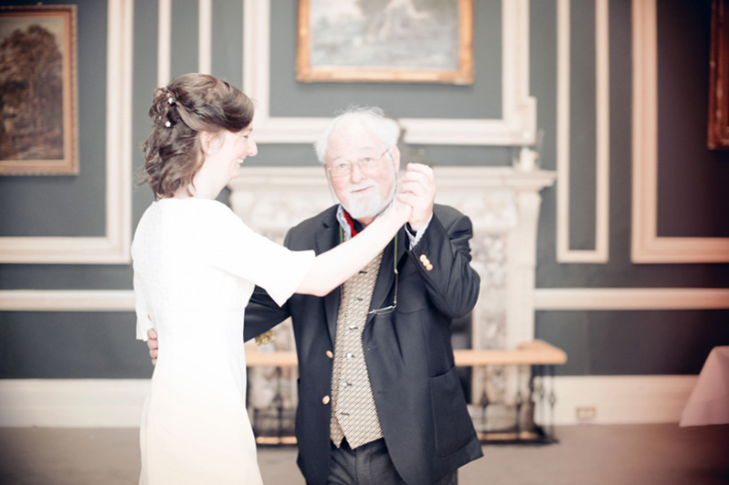 St. Stephen's Green Hibernian Club wedding photo