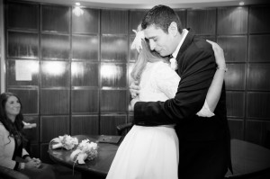 Wedding at The Dublin Registry Office