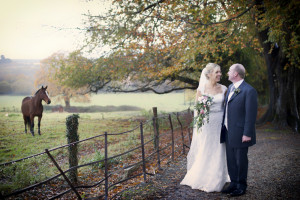 Tinakilly House Wedding Photograph