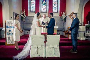 Wicklow Church Wedding Photography
