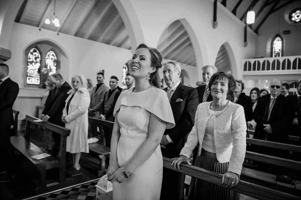 Wicklow Church Wedding Photos