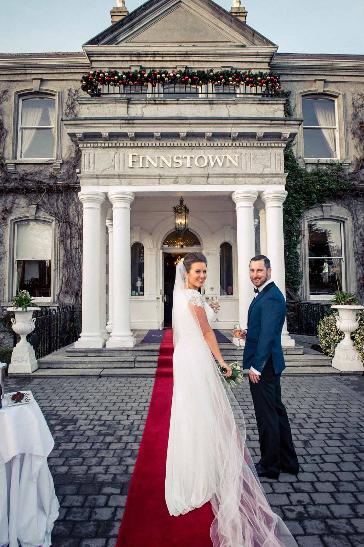 A Finnstown House Wedding Photo