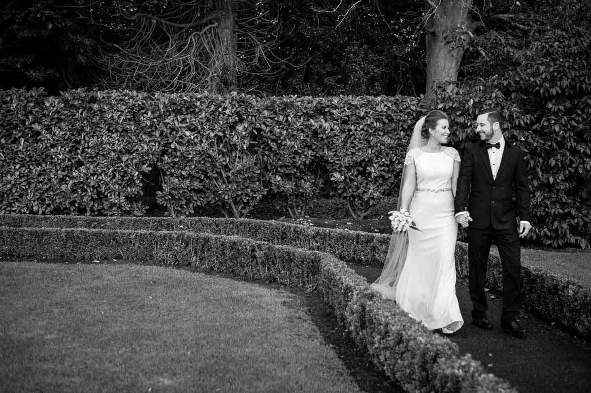 Finnstown House Hotel Wedding Photograph