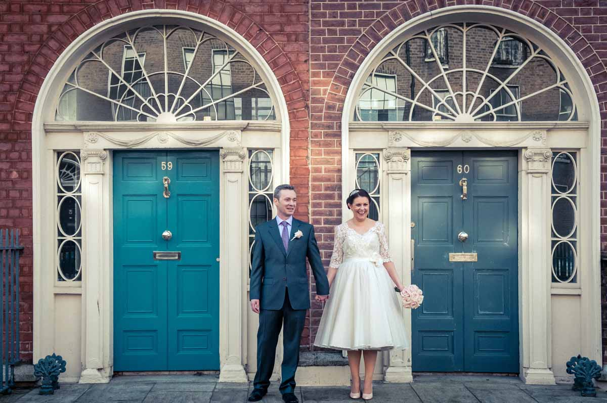 Registry Office Wedding Photography in Dublin
