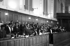 Trinity College Chapel Wedding Picture