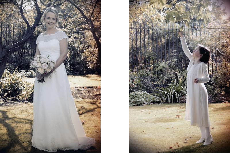 Trinity College Wedding Photographs
