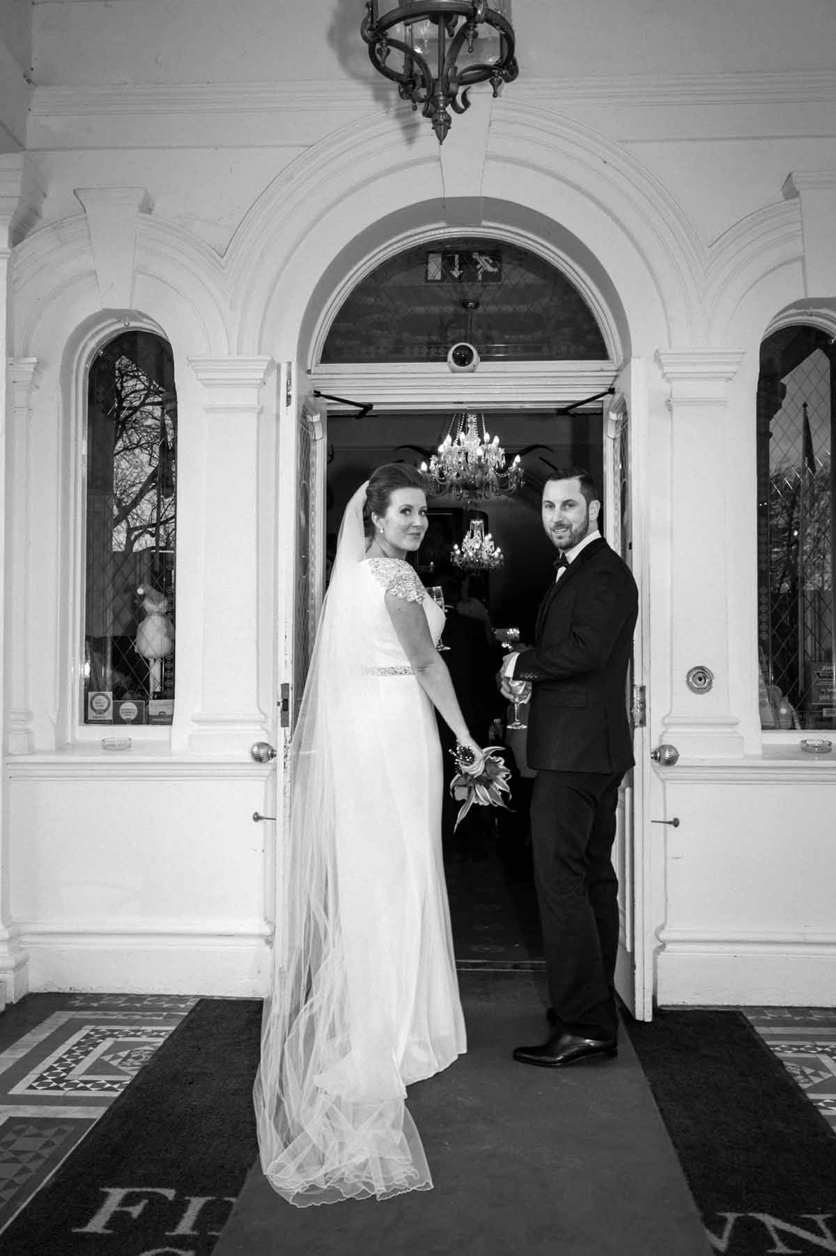 Wedding Photograph at Finnstown House Hotel