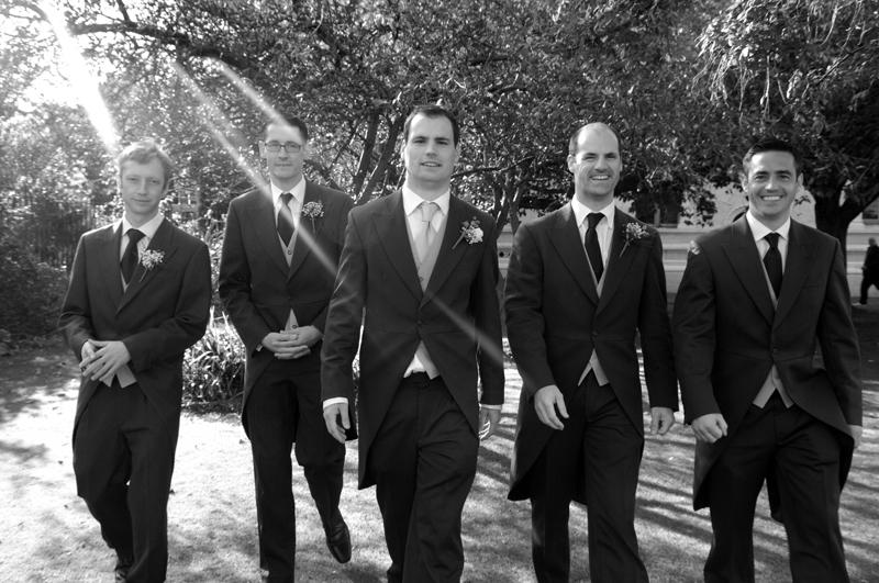 Wedding Photograph in Trinity