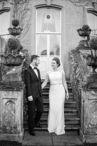 Wedding Photographs in the grounds of Finnstown Country House Hotel