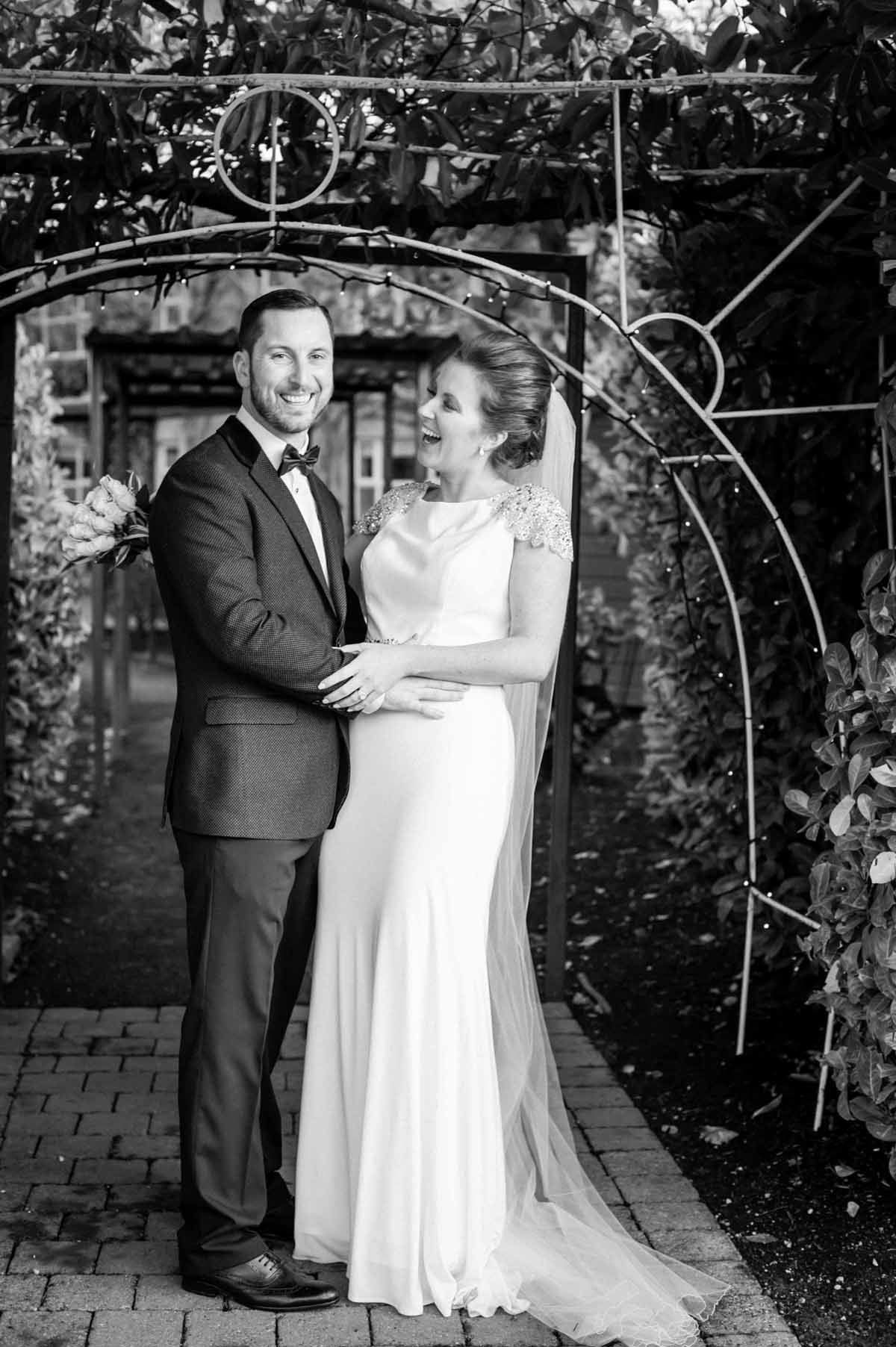Wedding Photography in the grounds of Finnstown House Hotel