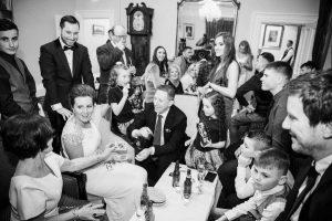 Wedding Reception at Finnstown House Hotel