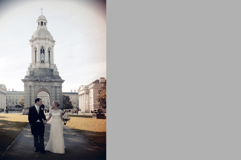 Wedding photo in Trinity