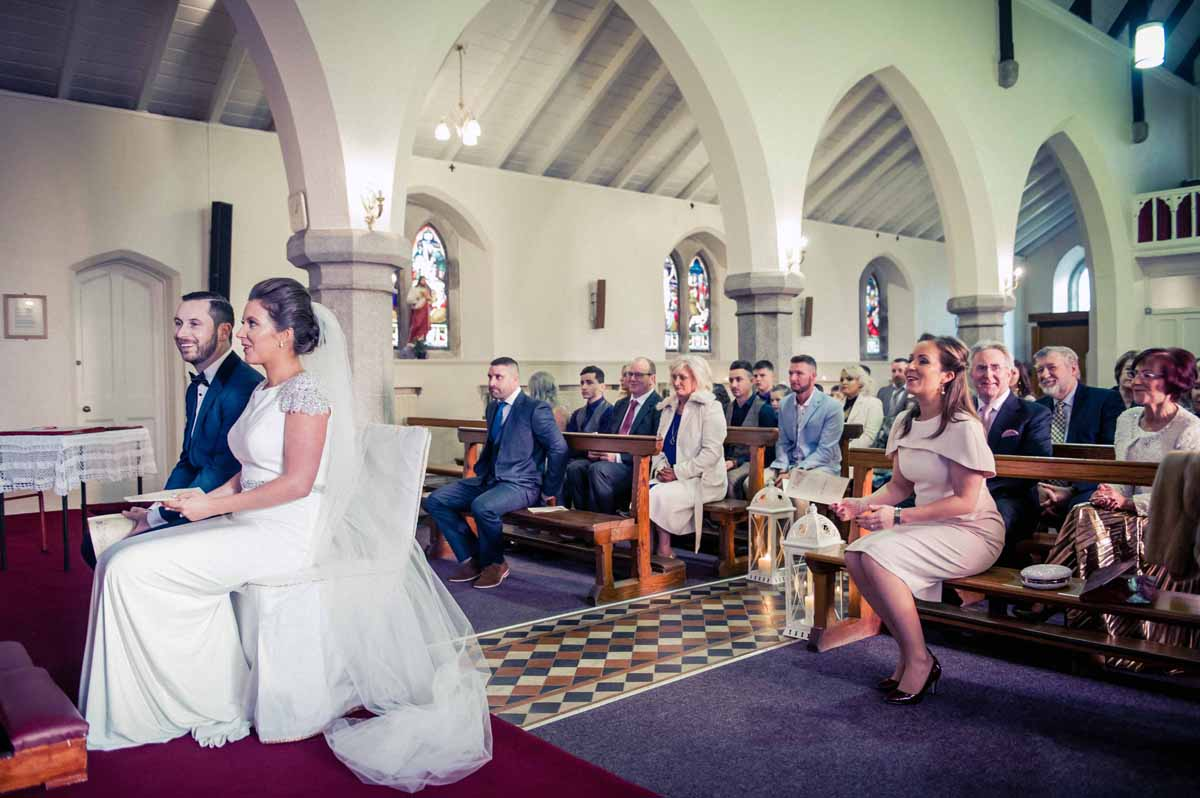 Wicklow Wedding Photograph