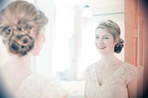 Civil Ceremony Bridal Portrait