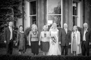 Wedding Pic at Tinakilly House