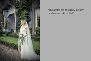Wedding Portrait at Tinakilly House Hotel