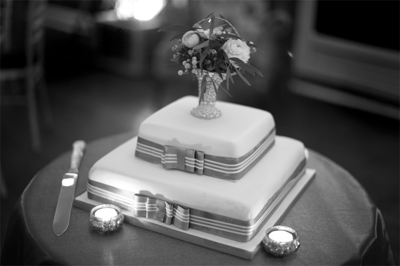 Photograph of Wedding Cake