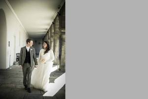 Wedding picture at Imma