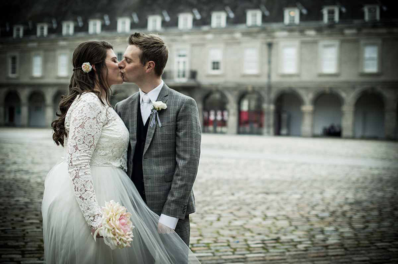 Royal Hospital Kilmainham Wedding