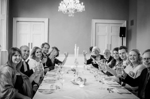 Photograph of Wedding reception at Imma Dublin