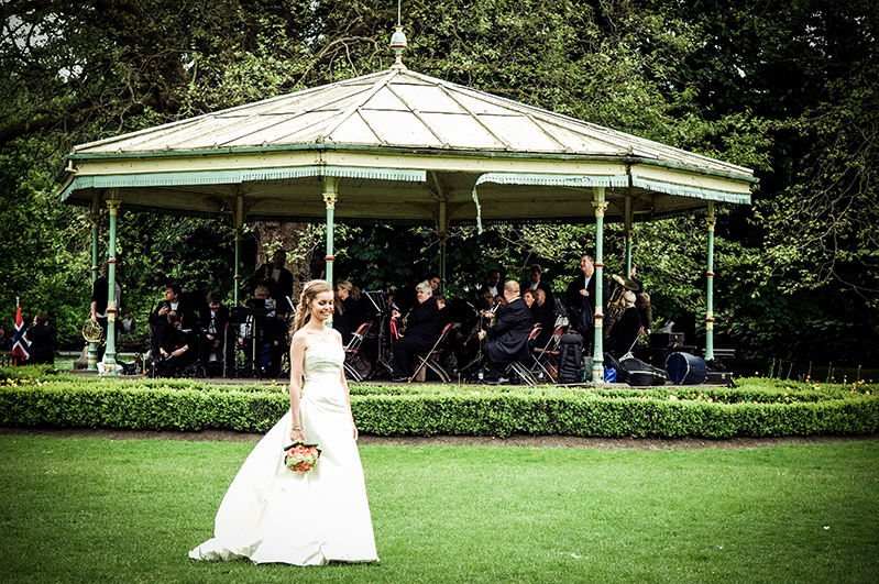 A Dublin Wedding Photograph