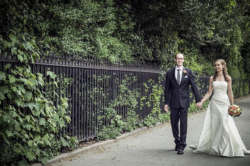 Fallon and Byrne Wedding