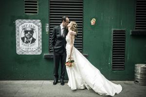 Urban Wedding Photography