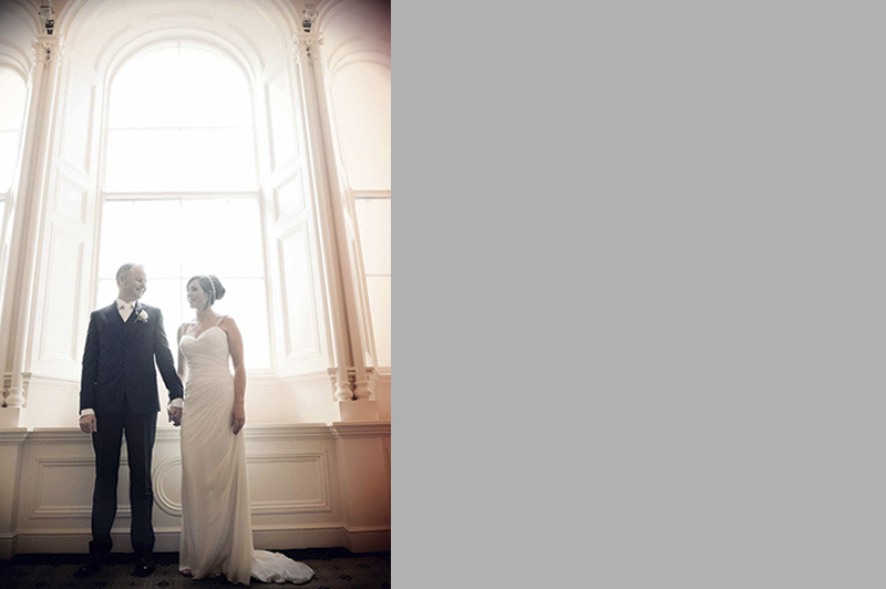 Wedding Photographs at The Royal Marine Hotel in Dun Laoghaire