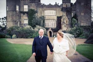 A Malahide Castle Wedding Photo