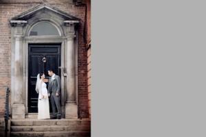 A Morrison Hotel Wedding Photo