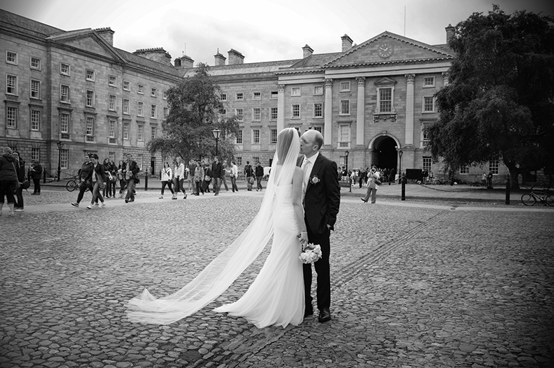 An Irish Wedding Studio