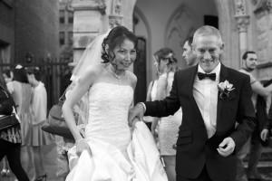 Dublin Unitarian Church Wedding Photography