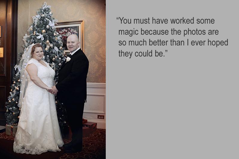 Grand Hotel Wedding Photograph