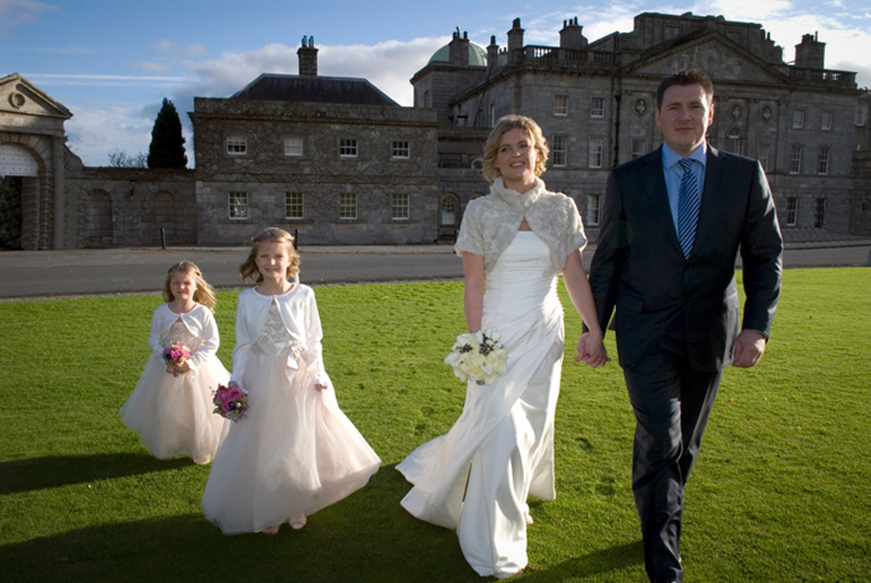 Irish Wedding Pix