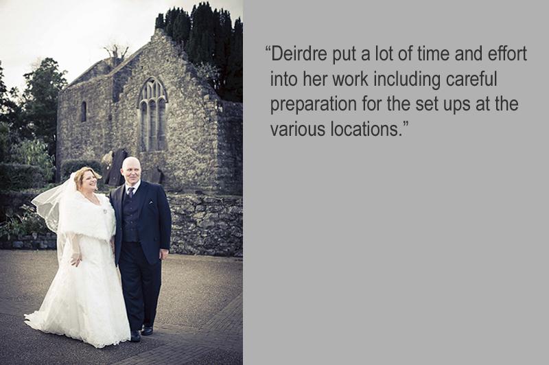 Malahide Castle Dublin Wedding Photography