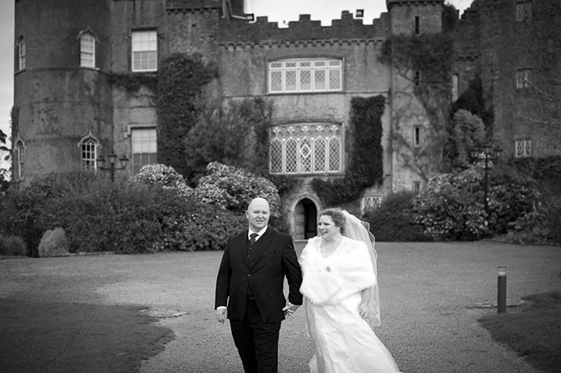 Malahide Castle Grounds Wedding Photography