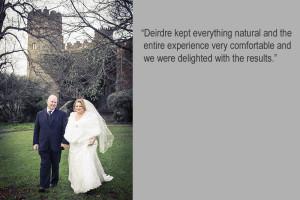 Malahide Castle Wedding Photography