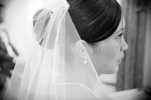 Morrison Hotel Wedding Photo