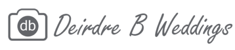Deirdre B Weddings New Logo