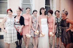 Royal Marine Hotel Wedding Photo