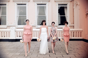 Royal Marine Hotel Wedding Photograph