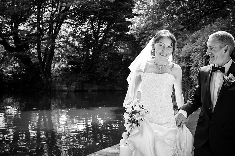 St. Stephen's Green Dublin Wedding Photography